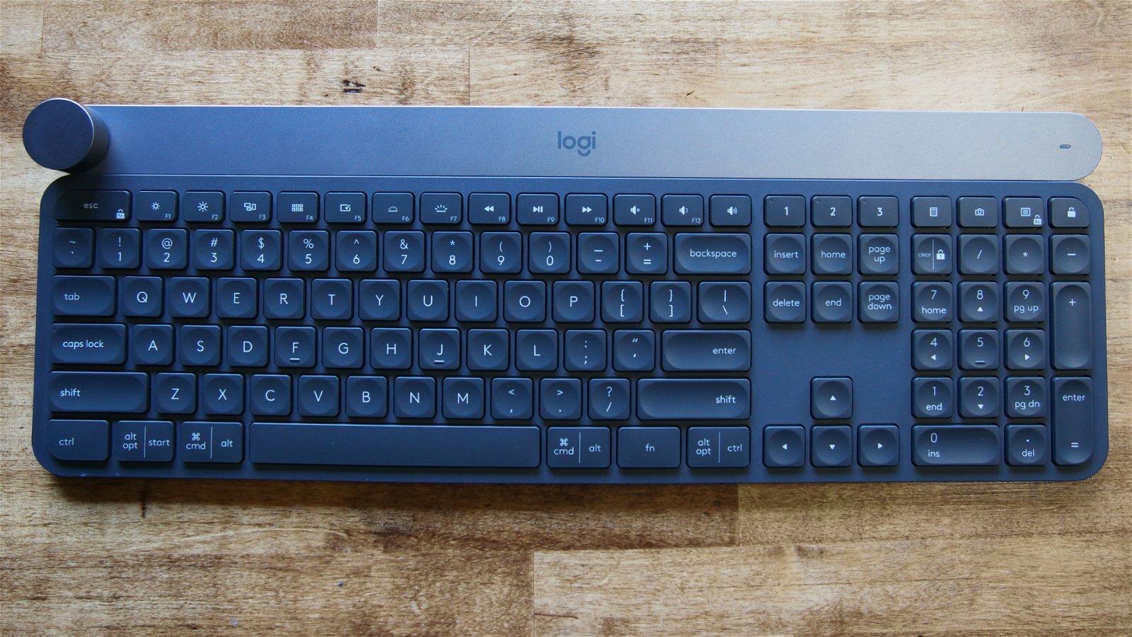 Logitech Craft Keyboard (Hardware) Review - Built For Creators 3