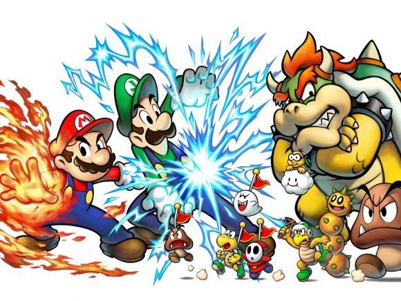 Mario and Luigi Superstar Saga + Bowser's Minions (3DS) Review 2