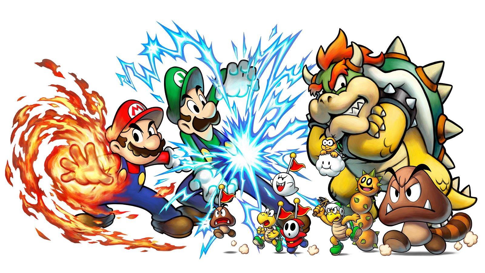 Mario and Luigi Superstar Saga + Bowser's Minions (3DS) Review: Nostalgia Value 4