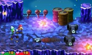 Mario And Luigi Superstar Saga + Bowser's Minions (3Ds) Review 3