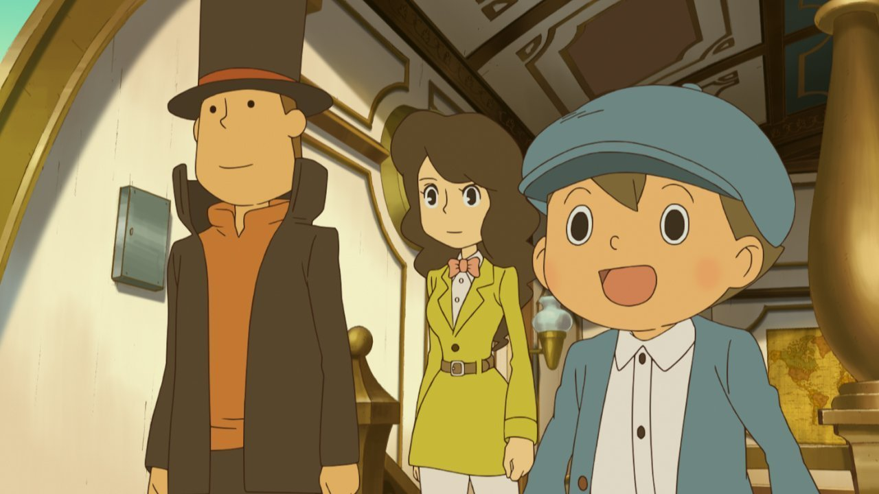 New Professor Layton Game Slated for 2018 1