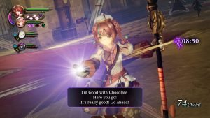 Nights Of Azure 2: Bride Of The New Moon (Ps4) Review: Duels In The Dusk 5