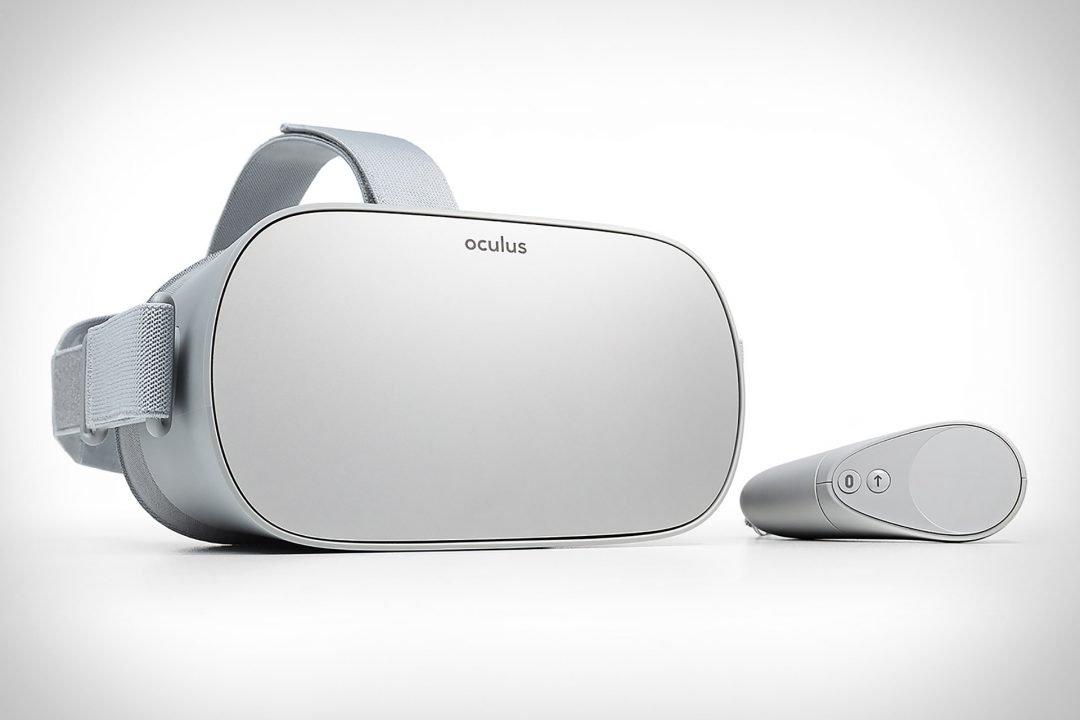 Oculus Announces Standalone Oculus Go VR Headset