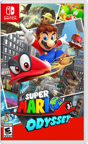 Super Mario Odyssey (Switch) Review - Another Masterpiece