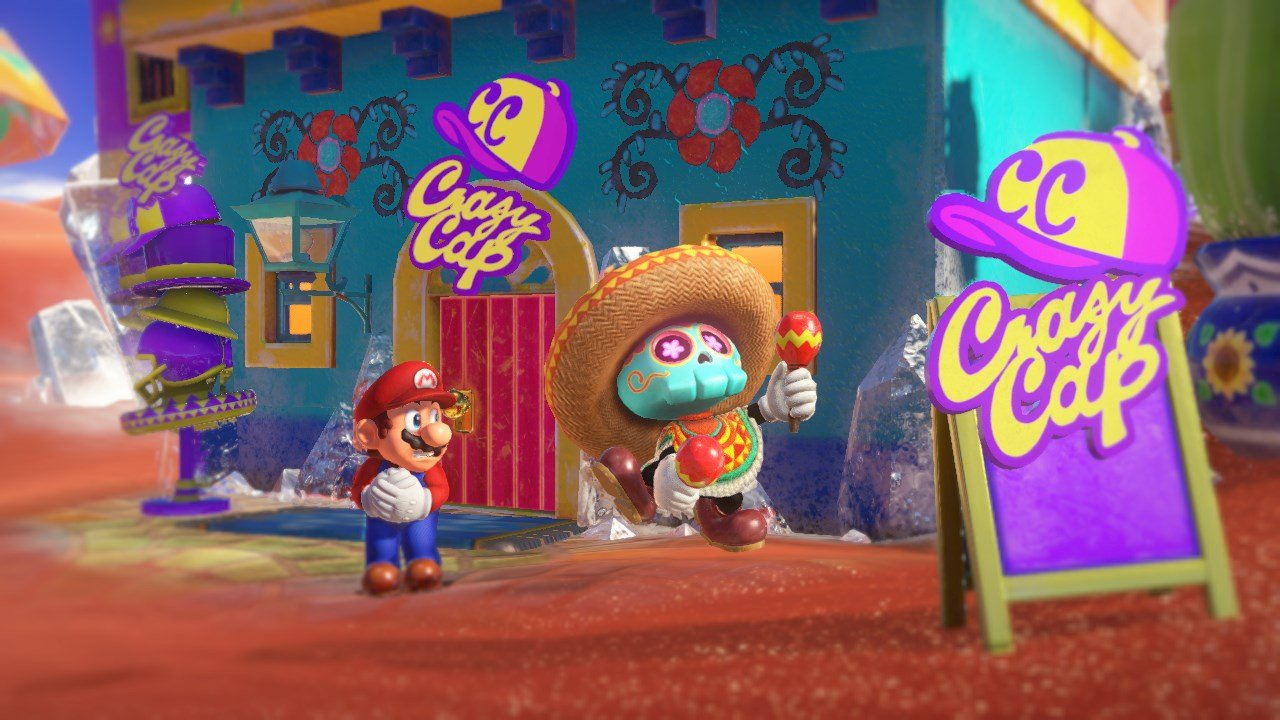Super Mario Odyssey (Switch) Review - Another Masterpiece 5
