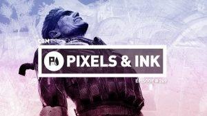 Pixels & Ink - Episode #269: Snake? SNAAAAAAAAAKE!! 2