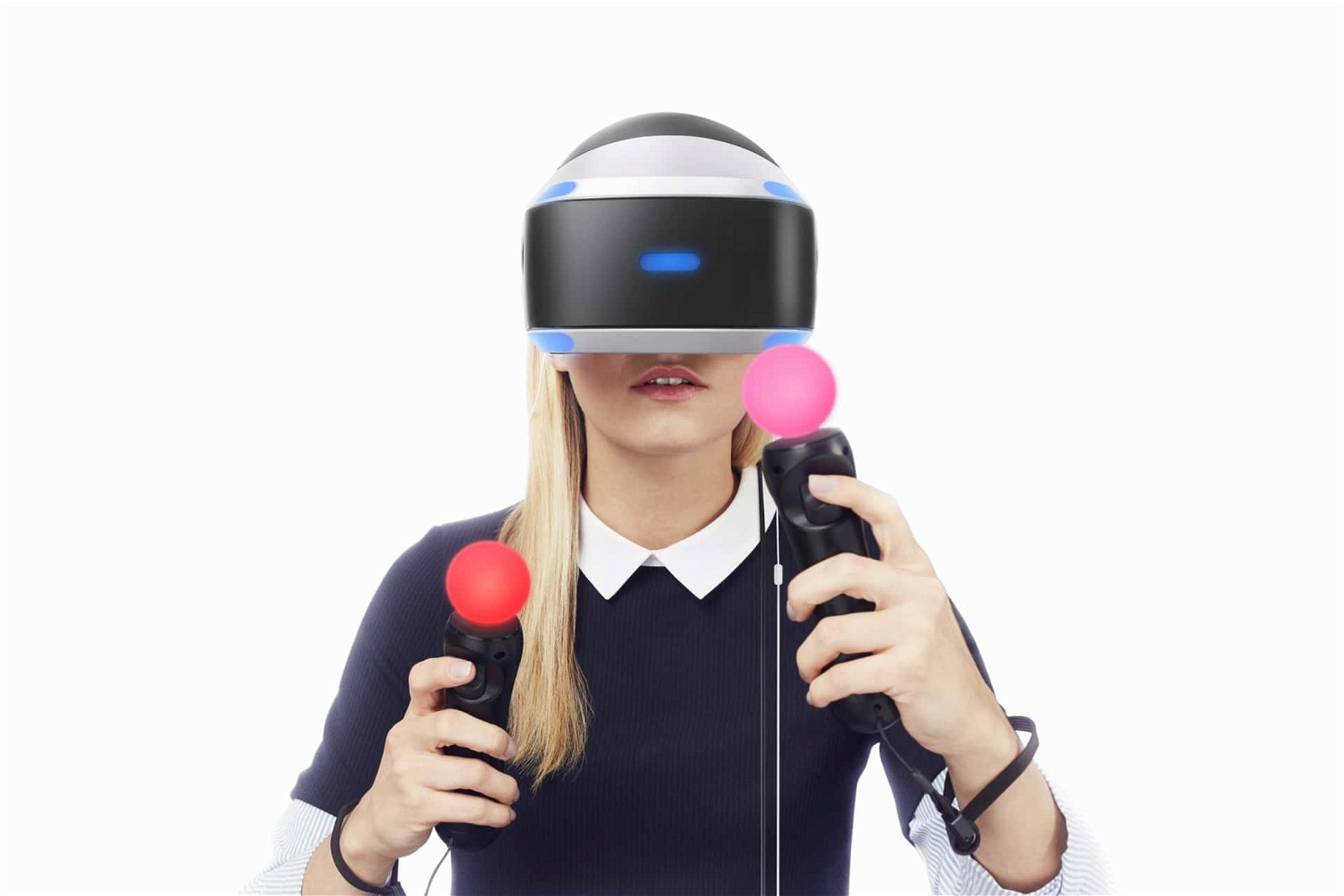 PlayStation VR Set To Receive Refreshed Model With HDR Pass-through
