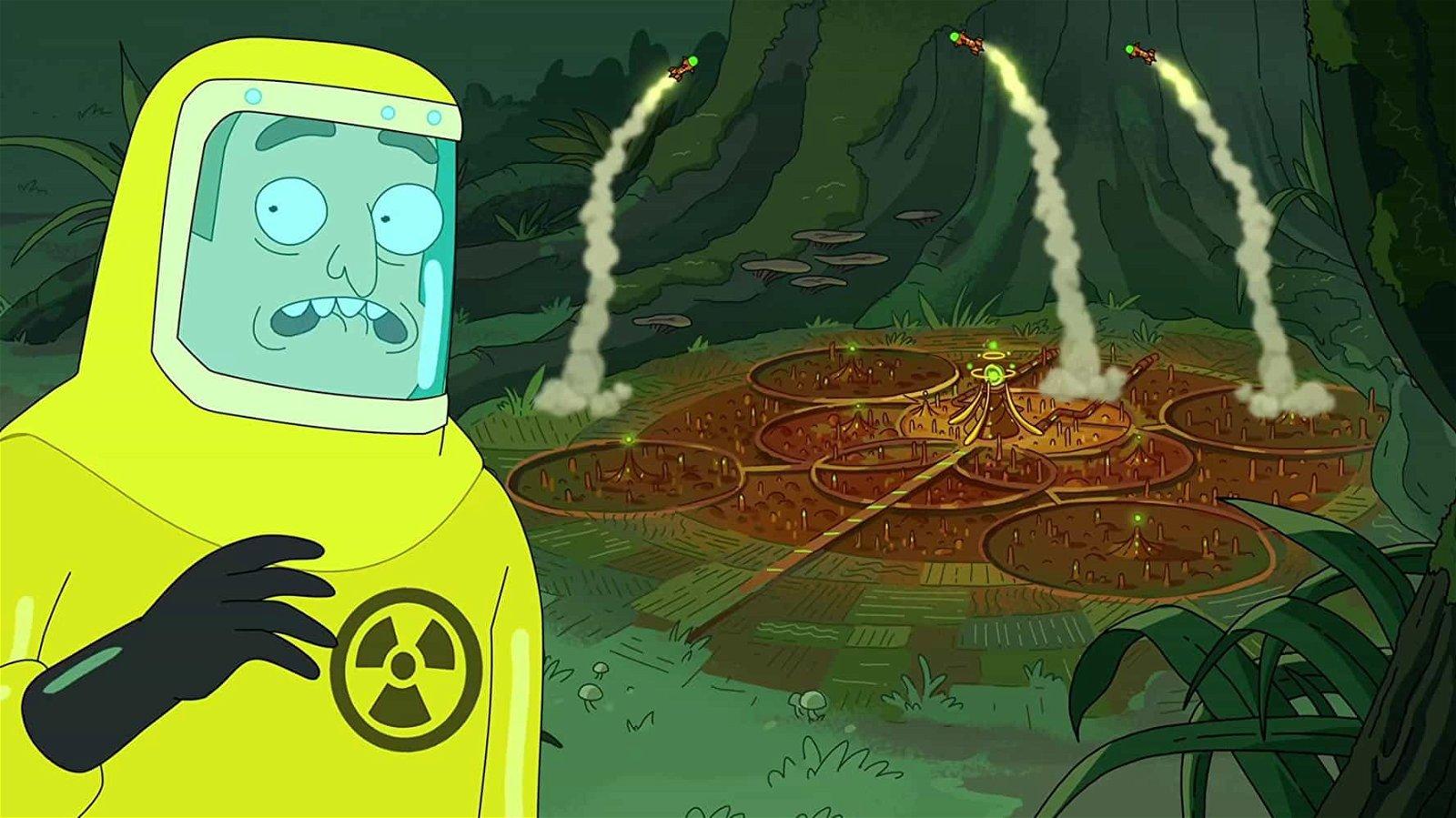 Rick And Morty Season 3 Serienstream