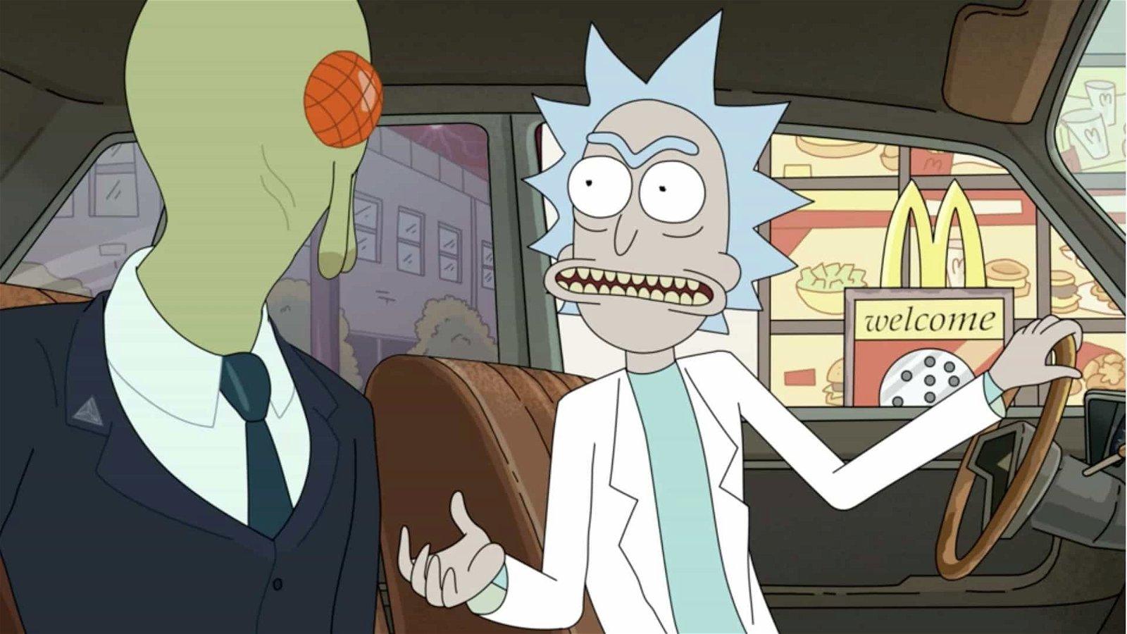 Rick and Morty Season 3 Review