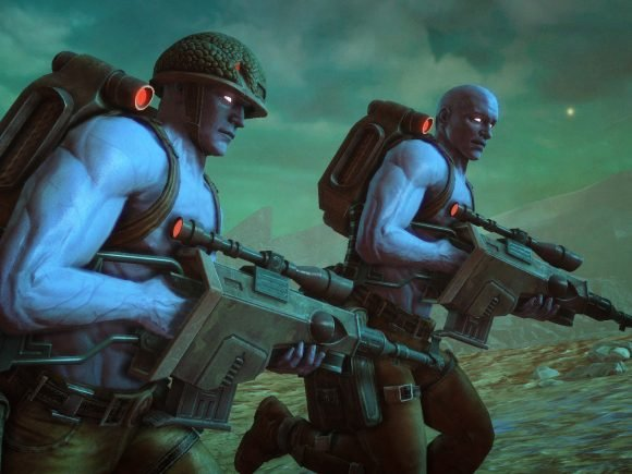 Rogue Trooper Redux (PS4) Review – Not All Clones Are Created Equal 2