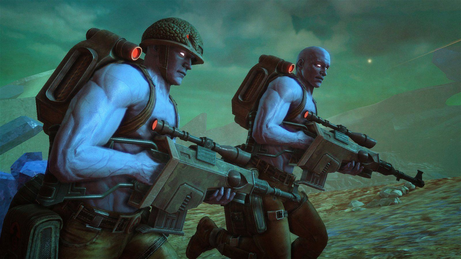 Rogue Trooper Redux (PS4) Review – Not All Clones Are Created Equal 3