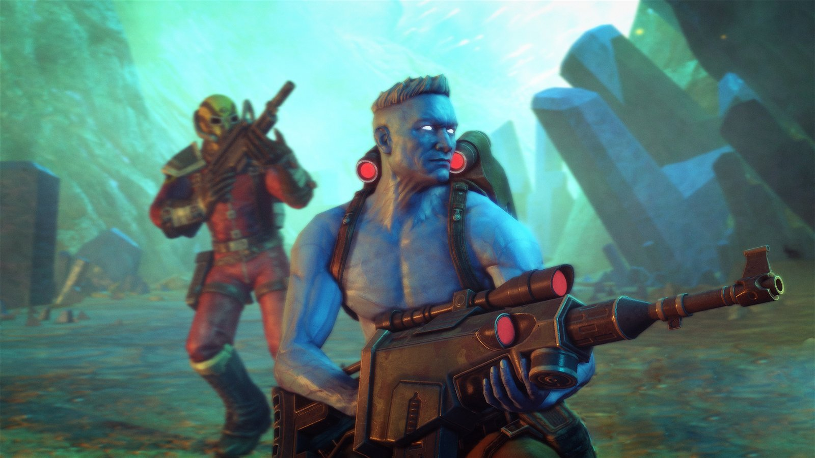 Rogue Trooper Redux (Ps4) Review – Not All Clones Are Created Equal 4