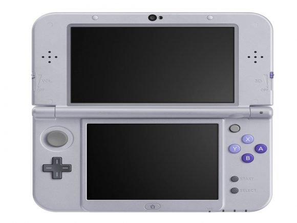 Super Nintendo Themed New 3DS XL Hitting North America November 27 2