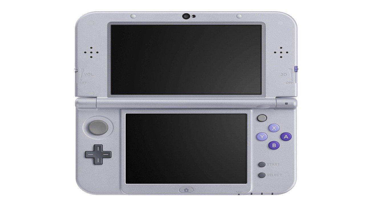 Super Nintendo Themed New 3DS XL Hitting North America November 27 2