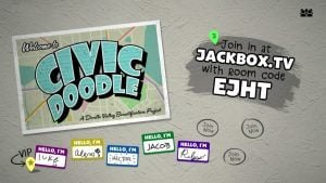 The Jackbox Party Pack4 (Switch) Review - Monster Dating, Monster Bugs