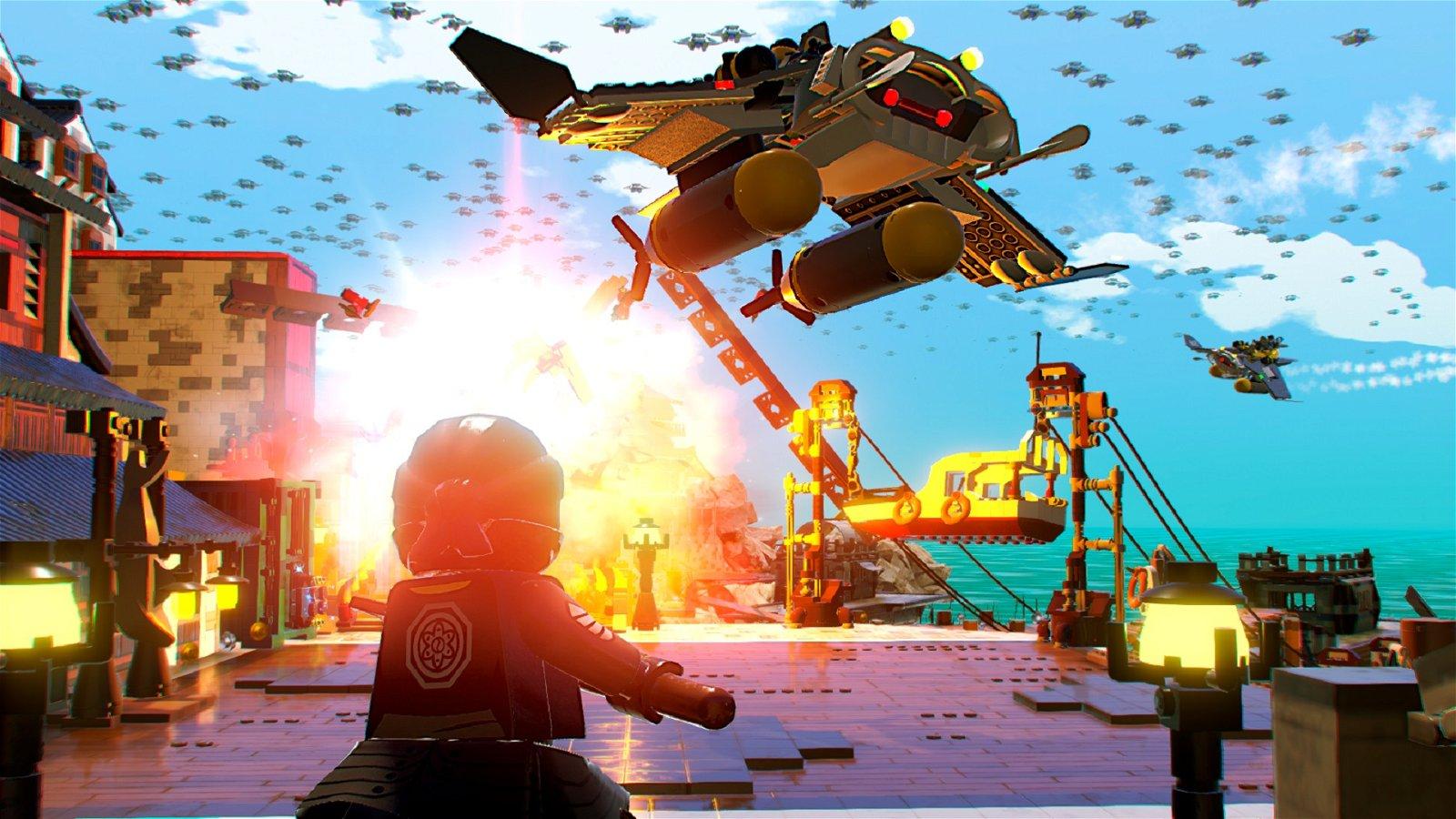 The Lego Ninjago Movie Video Game (Playstation 4) Review – Lacking A Ninja's Grace 2