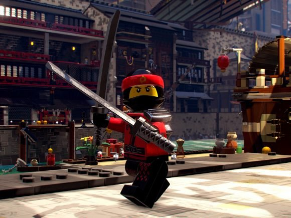 The Lego Ninjago Movie Video Game (PlayStation 4) Review – Lacking a Ninja's Grace 4