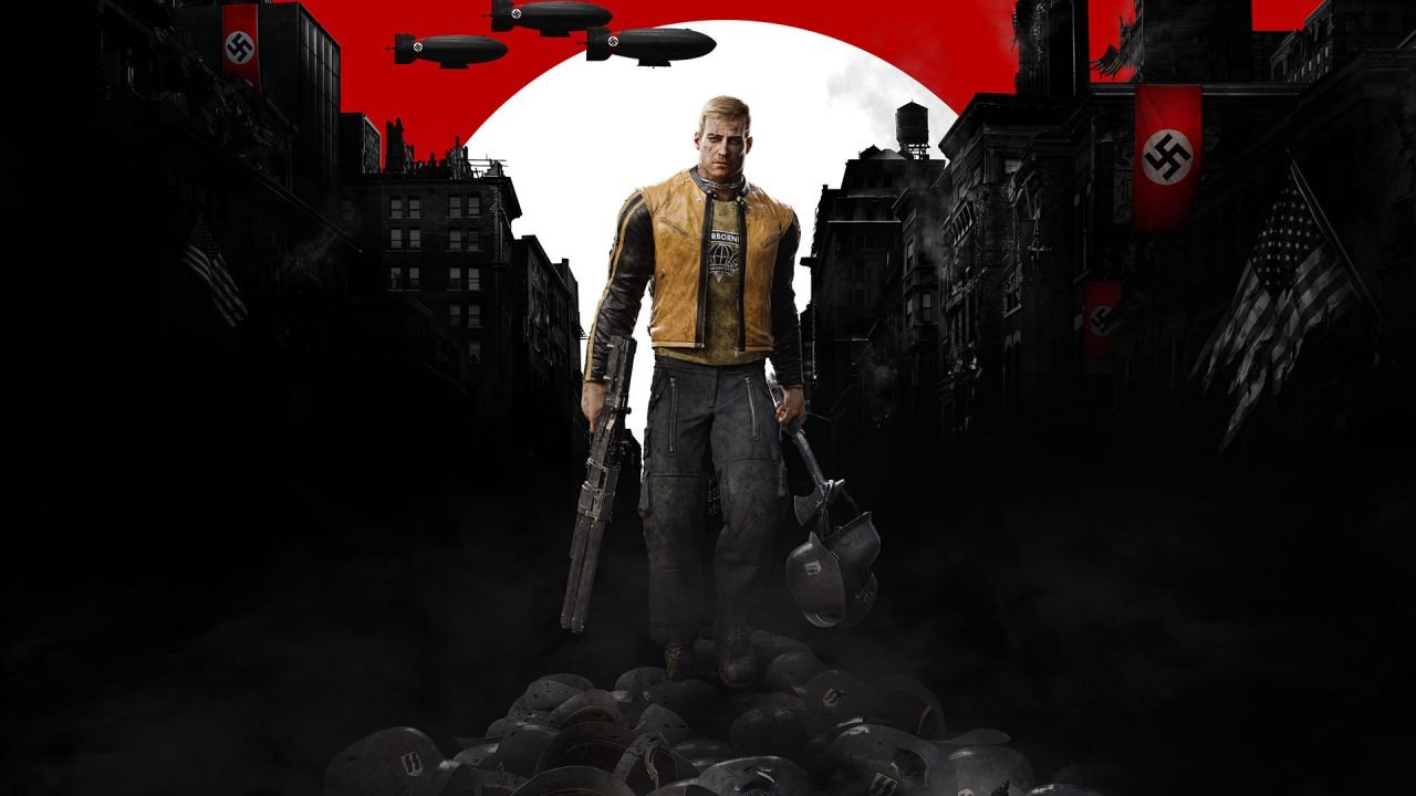 Wolfenstein II: The New Colossus Review - 4