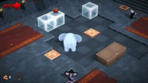 Yono and the Celestial Elephants (Switch) Review: Pretty Pachyderm Packs Palty 3