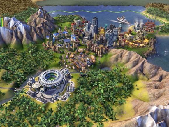 Sid Meier's Civilization VI Rise and Fall Ex