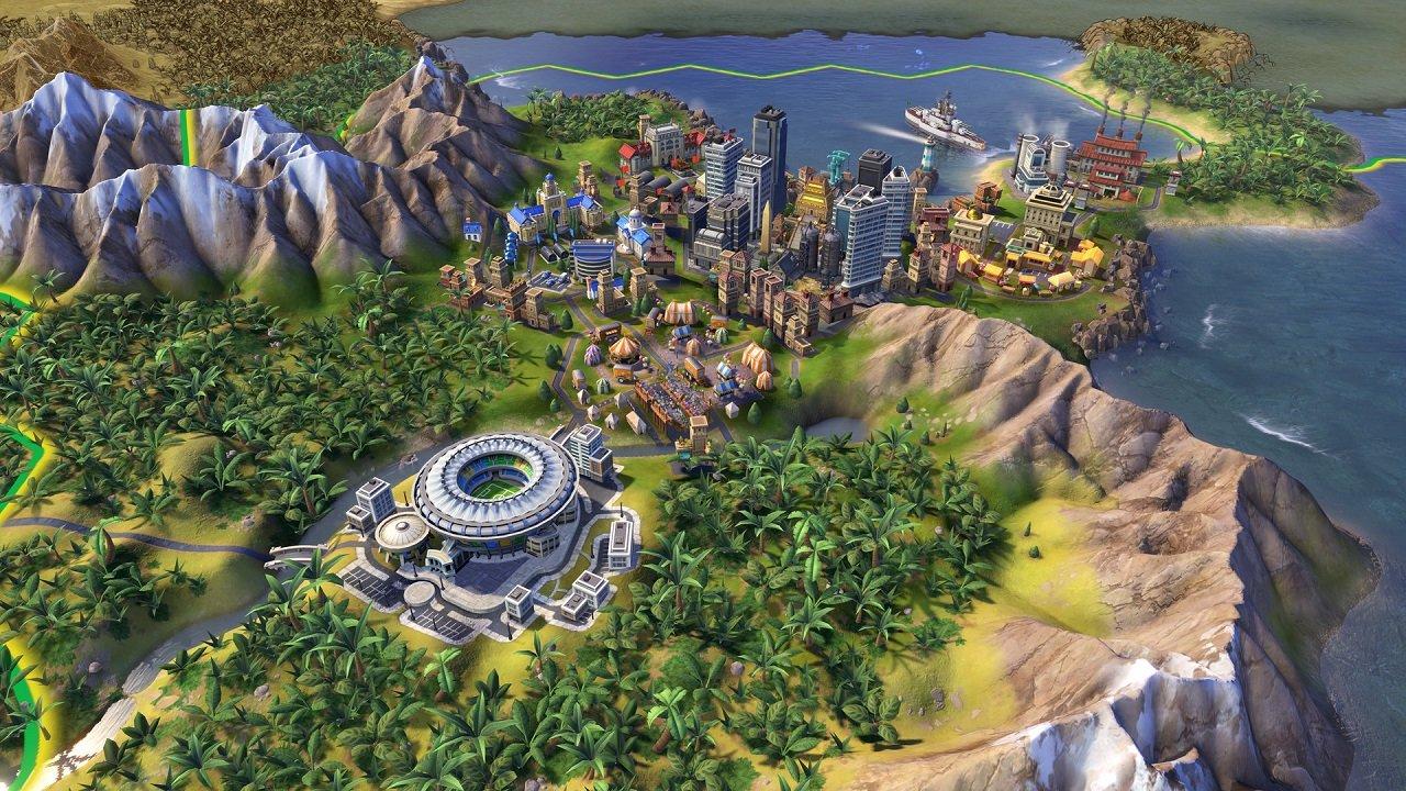 Sid Meier's Civilization VI Rise and Fall Ex