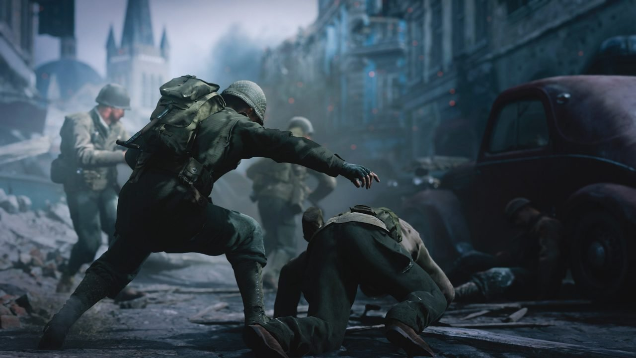 Call of Duty: WWII (Xbox One X) Review - Feels Good to be Back 2