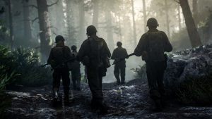 Call of Duty: WWII (Xbox One X) Review - Feels Good to be Back 4