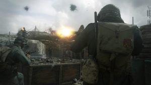 Call of Duty: WWII (Xbox One X) Review - No jetpacks, but plenty of Nazis