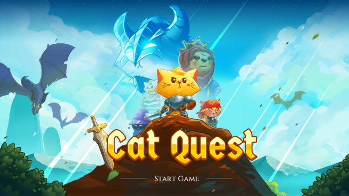 Cat Quest (Switch) Review - Purrfectly Ordinary 5