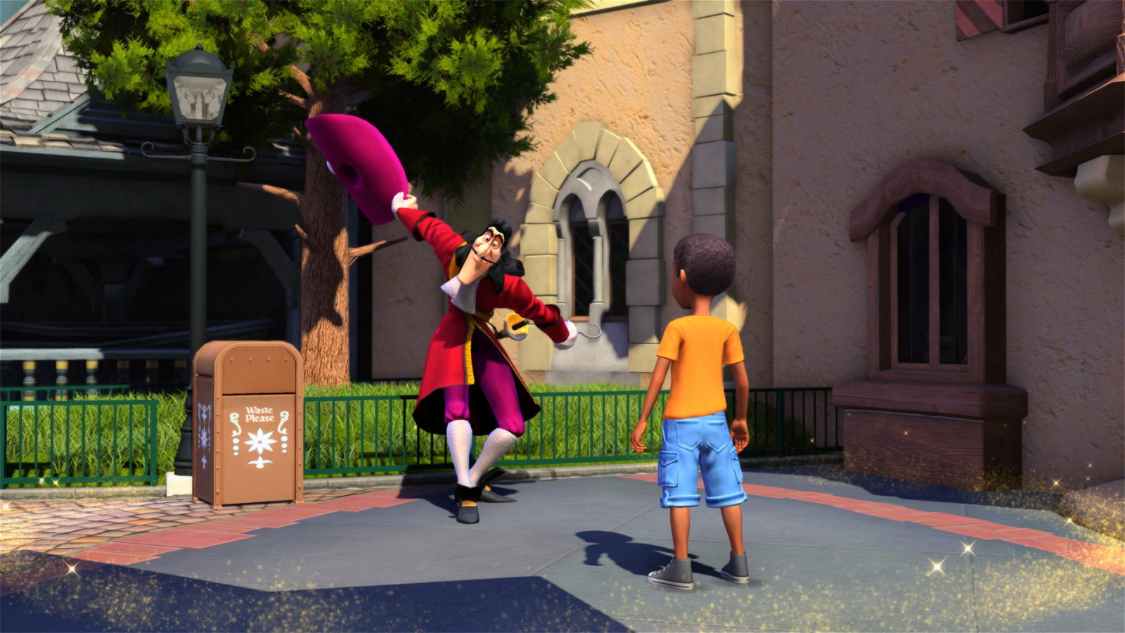 Disneyland Adventures Remastered (Xbox One) Review - A Not So Magical Journey 3
