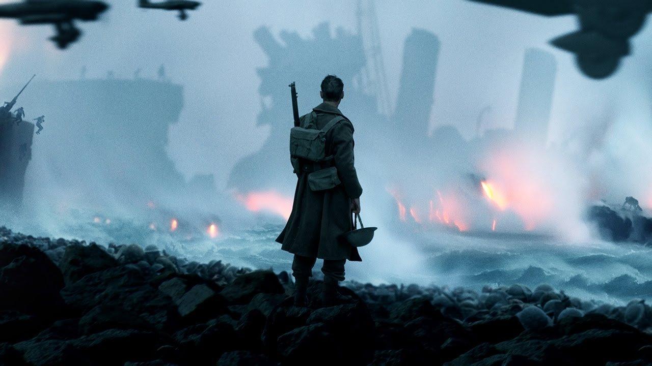 Dunkirk Blu-Ray Giveaway 1