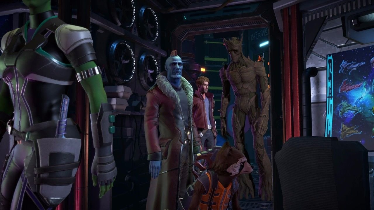 Guardians Of The Galaxy: A Telltale Series Episode 5: Don't Stop Believin' (Ps4) Review 3