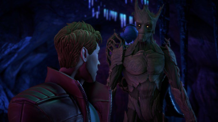 Guardians Of The Galaxy: A Telltale Series Episode 5: Don't Stop Believin' (Ps4) Review 4
