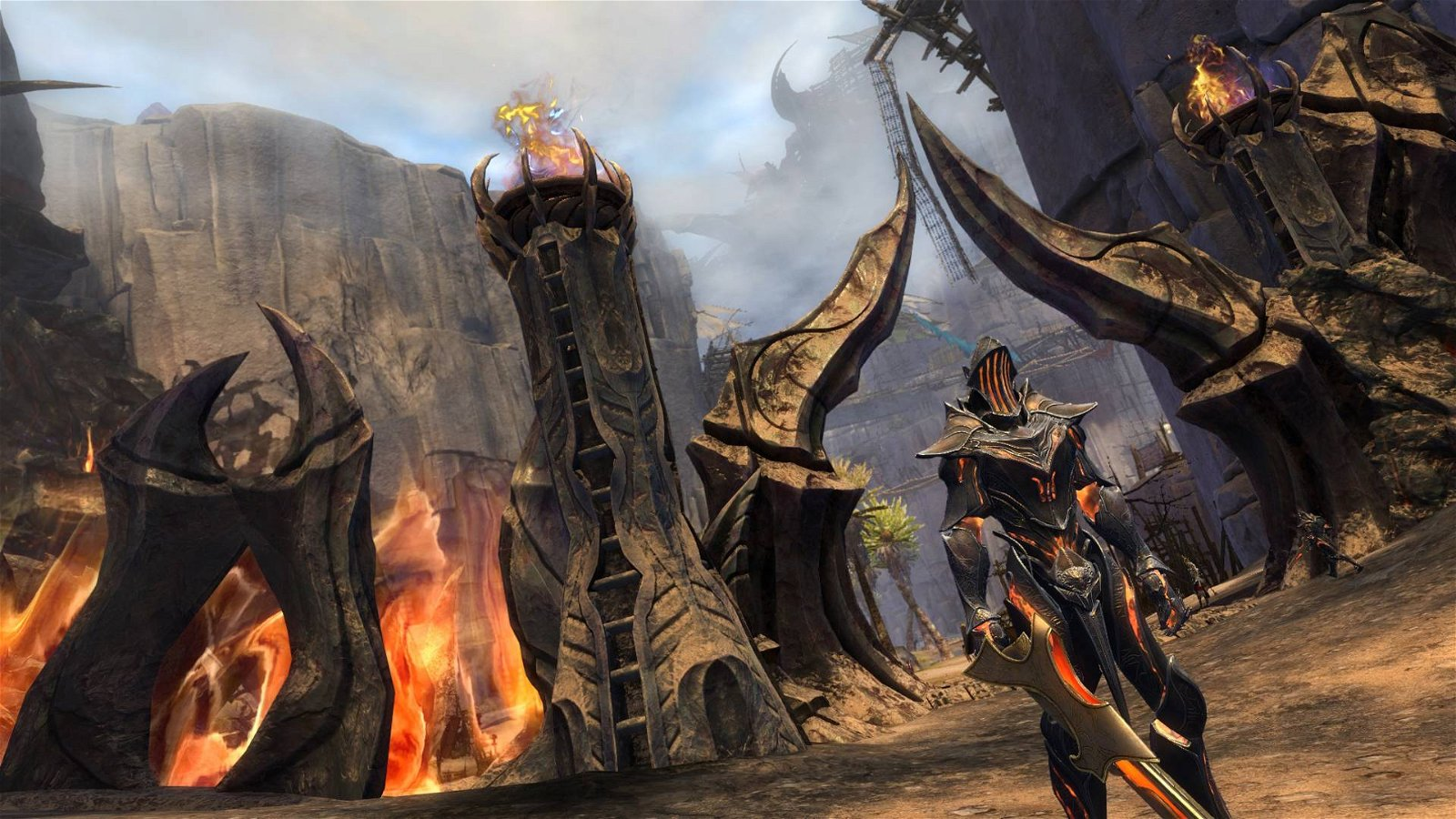 Guild Wars 2: Path Of Fire (Pc) Review – A Reminder Of Nightfall 2