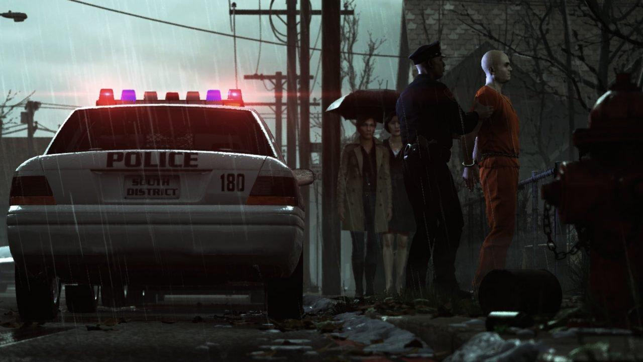 Hidden Agenda (Playstation 4): The Police Procedural Team 4