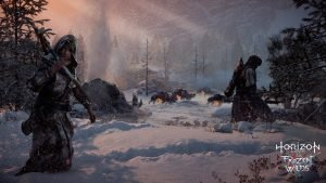Horizon Zero Dawn: The Frozen Wilds (Ps4) Review - Cold Steel To Warm Your Heart 2