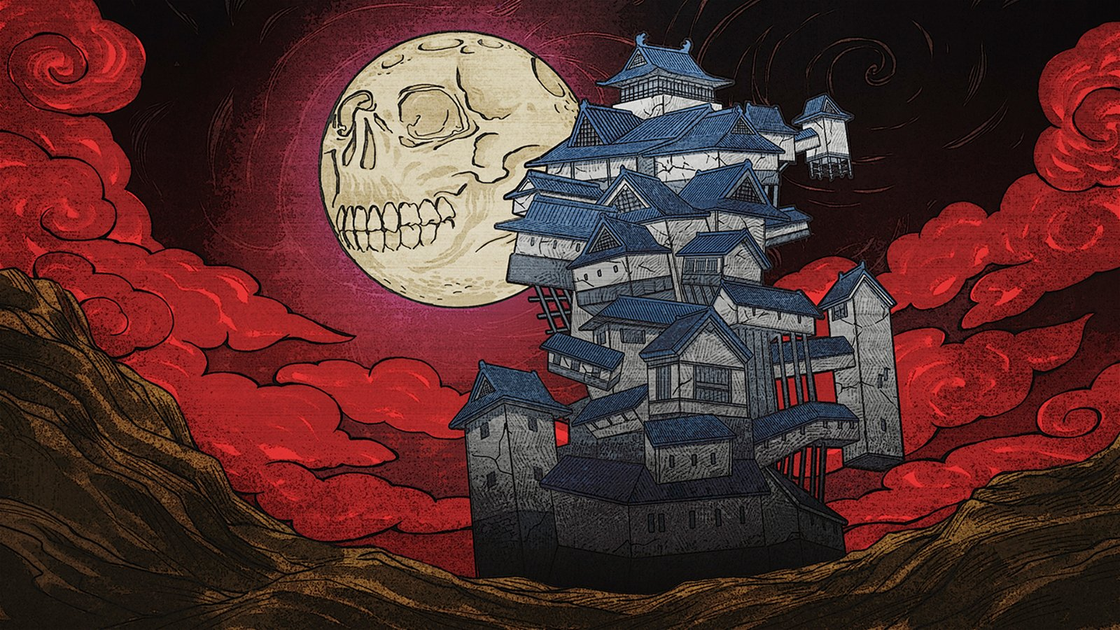 Hyakki Castle (PC) Review: A Tense Dive into Japanese Folklore 8