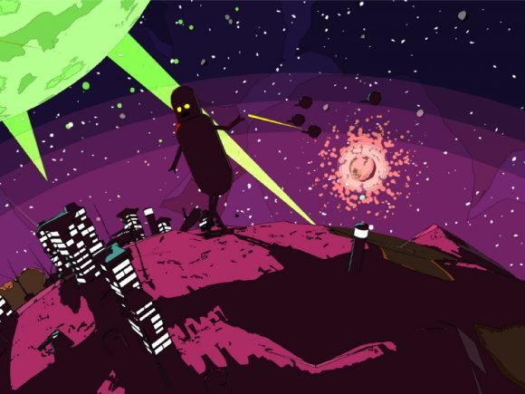 Jettomero: Hero of the Universe (PC) Review - Beautiful Space, Innocent Hearts 6
