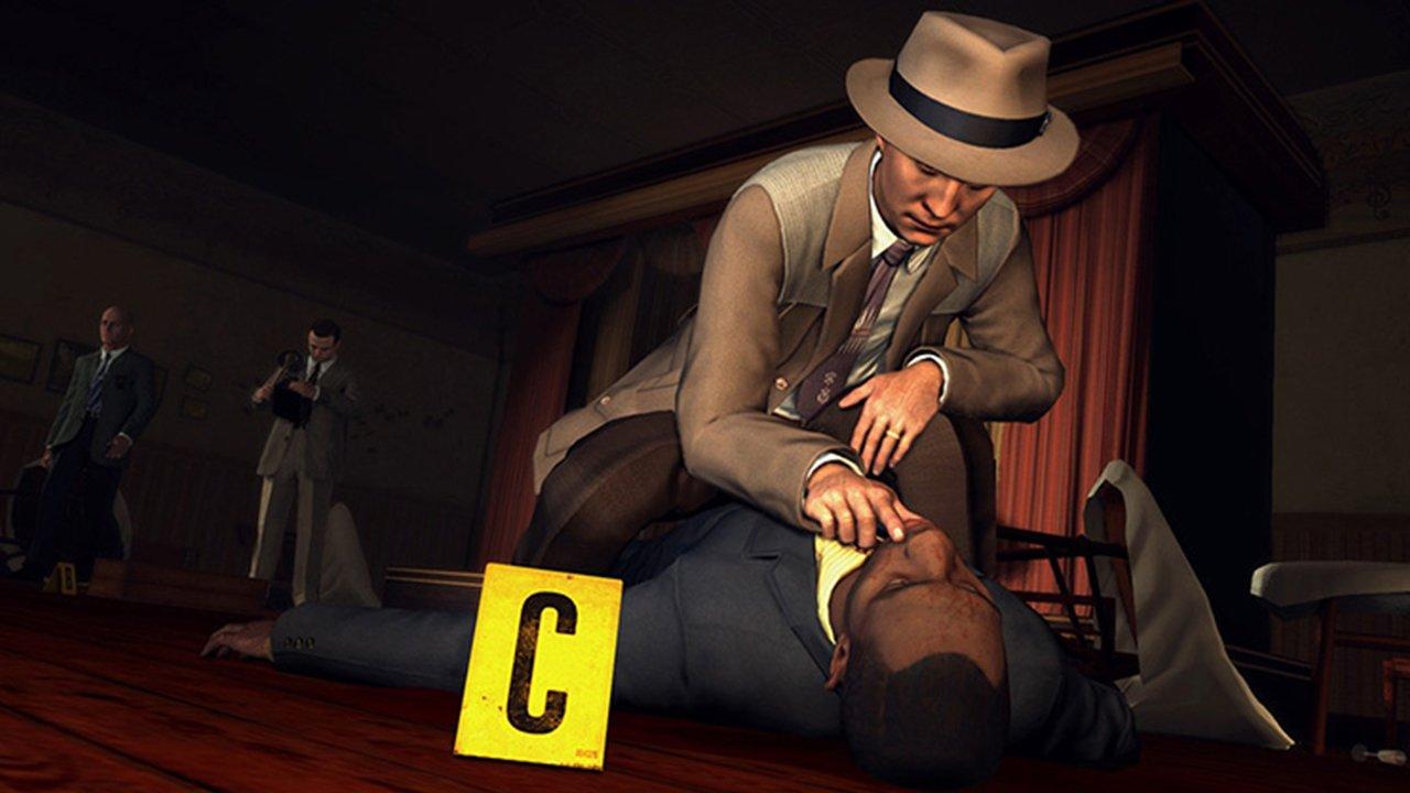 L.A. Noire Review (Switch) 5