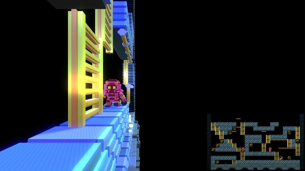 Lode Runner Legacy (PC) Review: Retro-Modern-esque 3