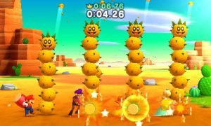 Mario Party: The Top 100 (3Ds) Review - Slumber Party 9