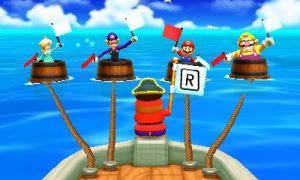 Mario Party: The Top 100 (3Ds) Review - Slumber Party 8