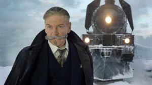 Murder On The Orient Express (2017) Review: An Old Timey Mediocre Murder Mystery