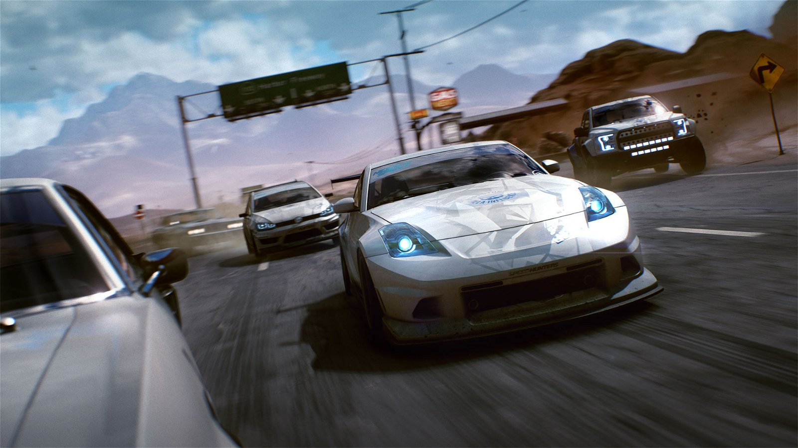 Need for Speed Payback (PlayStation 4) Review - A Great Game That Could Be Hampered by Microtransactions 3