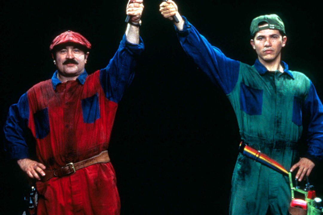Nintendo Close To A Deal On Super Mario Bros Movie