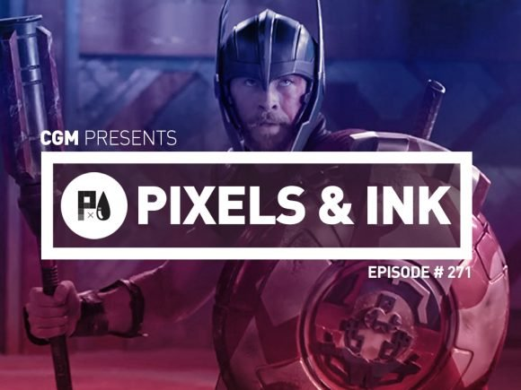 Pixels & Ink - Episode 271: Too Many Teraflops!