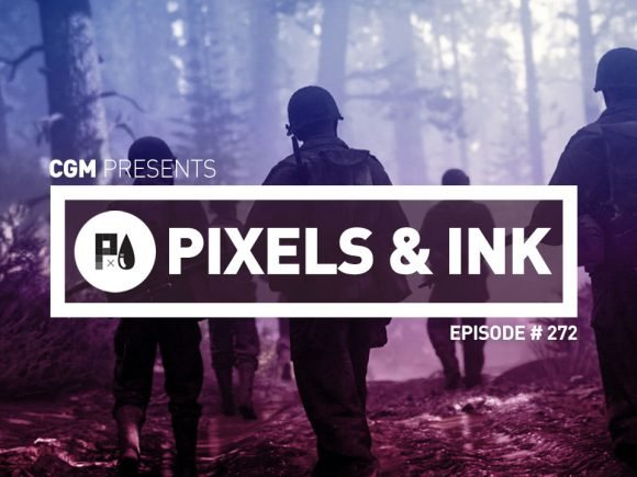 Pixels & Ink - Episode 272: Call of Speed