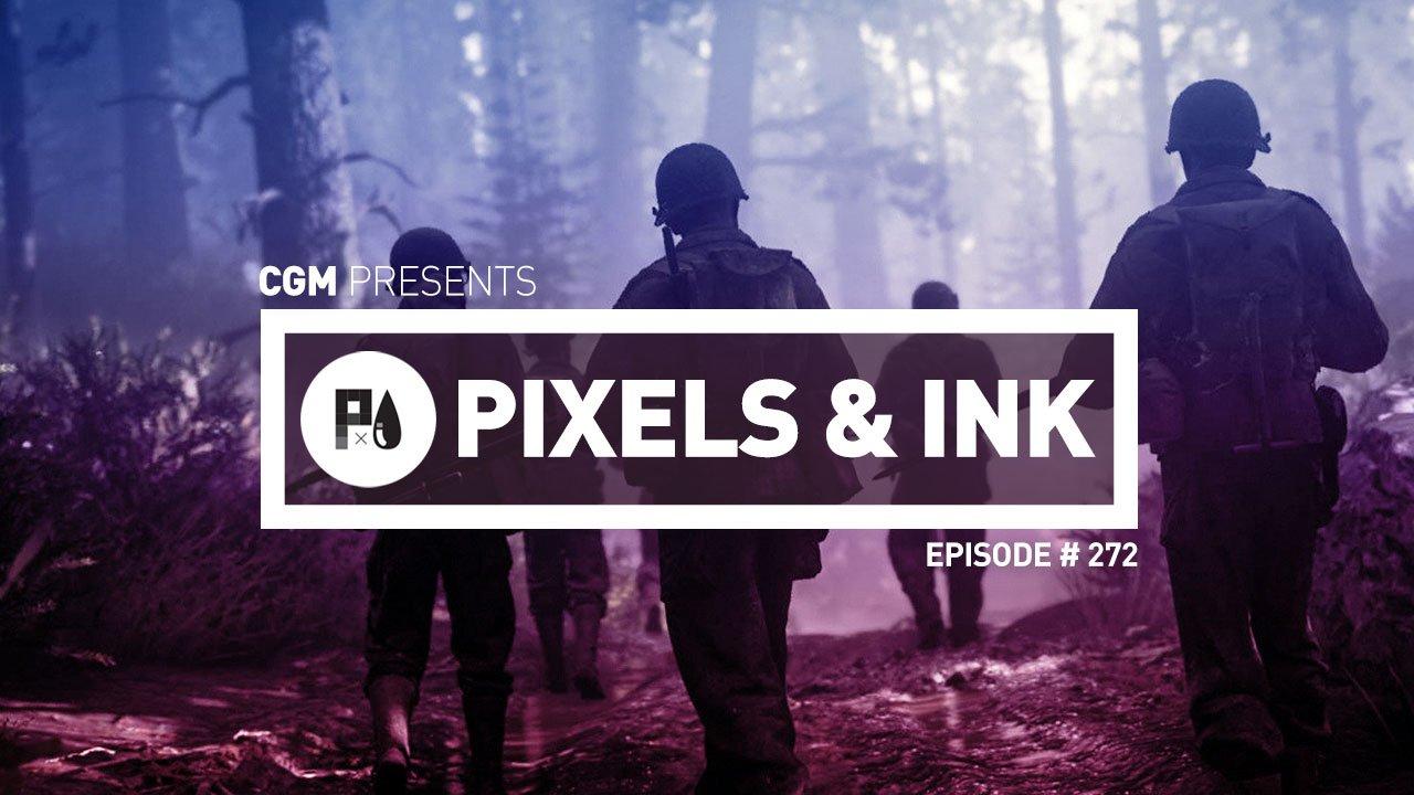 Pixels & Ink - Episode 272: Call of Speed