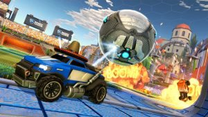 Rocket League (Switch) Review: Sometimes You Can Pick a Favourite Child