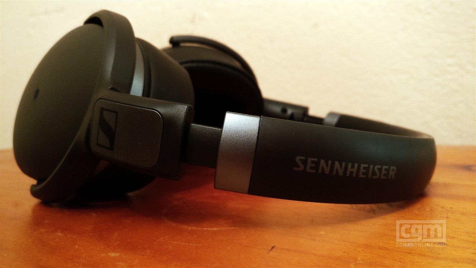 Sennheiser 4 40bt Headphones Review